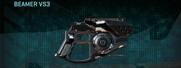 Indar dry brush pistol beamer vs3