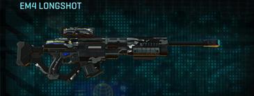 Indar dry brush sniper rifle em4 longshot