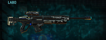 Indar dry brush sniper rifle la80