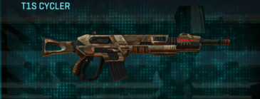 Indar plateau assault rifle t1s cycler