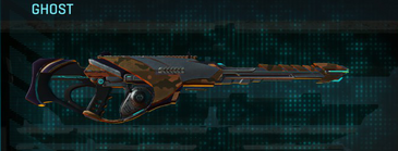 Indar rock sniper rifle ghost