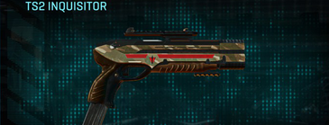 Indar dunes pistol ts2 inquisitor