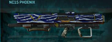 Nc zebra rocket launcher nc15 phoenix