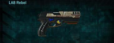 Desert scrub v2 pistol la8 rebel