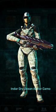 Vs indar dry ocean combat medic