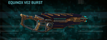 Indar plateau assault rifle equinox ve2 burst
