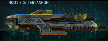 Woodland max ncm1 scattercannon
