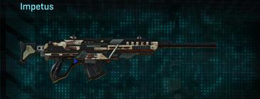 Desert scrub v2 sniper rifle impetus