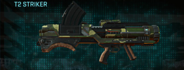 Temperate forest rocket launcher t2 striker