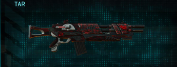 Tr digital assault rifle tar