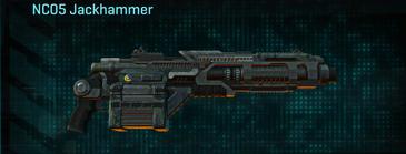 Amerish scrub heavy gun nc05 jackhammer