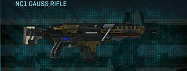 Indar highlands v2 assault rifle nc1 gauss rifle