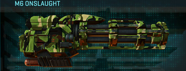 Jungle forest max m6 onslaught