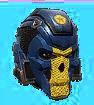 NC ENG Helm RebelSkull