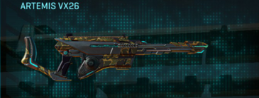 Indar highlands v1 scout rifle artemis vx26