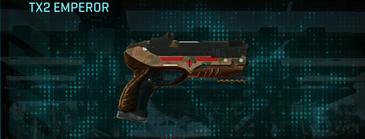 Indar rock pistol tx2 emperor