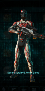 Tr desert scrub v2 infiltrator