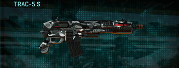 Indar dry brush carbine trac-5 s