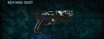 Indar dry brush pistol nc4 mag-shot