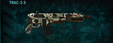 Desert scrub v1 carbine trac-5 s