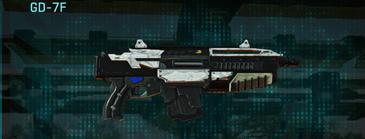 Esamir snow carbine gd-7f