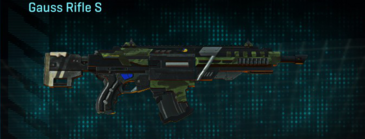 Amerish forest v2 assault rifle gauss rifle s