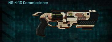 Desert scrub v2 pistol ns-44g commissioner