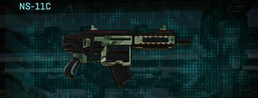 Amerish brush carbine ns-11c