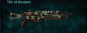 Desert scrub v1 shotgun tas-16 blackjack