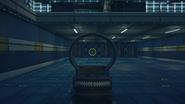 MH2 Reflex Sight (2X) — Yellow Dot low light