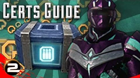 Heavy Assault Certs Guide - PlanetSide 2 for New Players