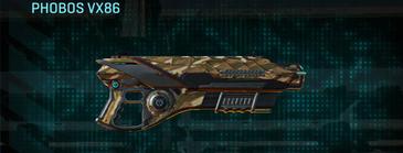 Indar dunes shotgun phobos vx86