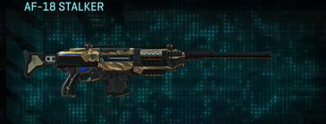 Indar dunes scout rifle af-18 stalker