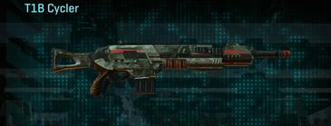 Amerish brush assault rifle t1b cycler