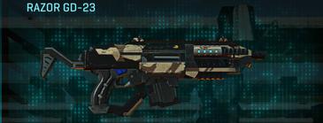 Indar scrub carbine razor gd-23