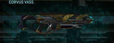 Indar highlands v2 assault rifle corvus va55