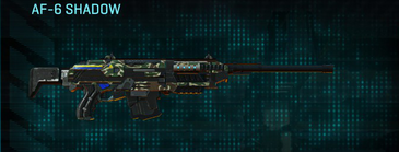 Scrub forest scout rifle af-6 shadow