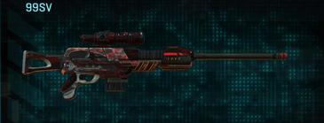 Tr digital sniper rifle 99sv