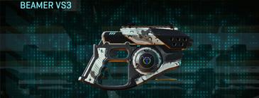 Rocky tundra pistol beamer vs3
