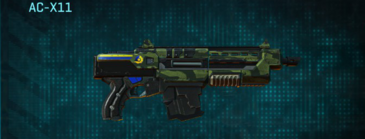 Amerish forest carbine ac-x11
