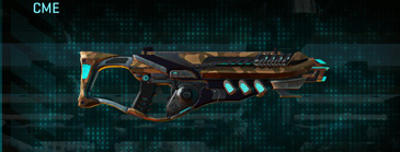 Indar plateau assault rifle cme