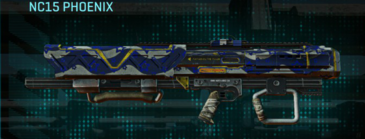 Nc patriot rocket launcher nc15 phoenix