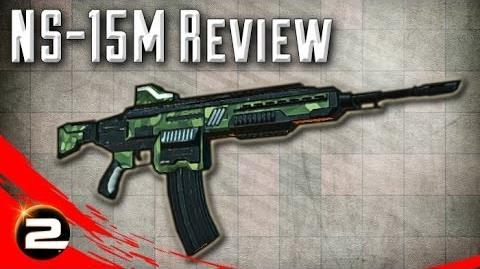 NS-15M review by Wrel (2014.01
