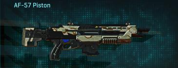 California scrub shotgun af-57 piston