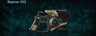 Desert scrub v1 pistol beamer vs3