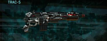 Indar dry brush carbine trac-5