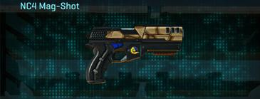 Giraffe pistol nc4 mag-shot