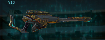 Indar highlands v1 sniper rifle v10