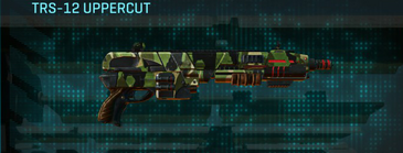 Jungle forest shotgun trs-12 uppercut