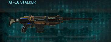 Indar rock scout rifle af-18 stalker